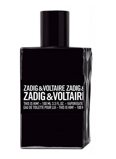 Zadig&Voltaire Zadıg&Voltaıre Thıs Is Hım Edt 100Ml Renksiz
